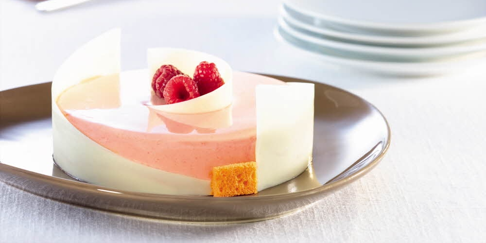 Mousse and bavarois