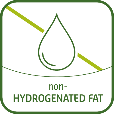 Non-hydrogenated fat